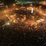 معترضان مصری علیه جریان اخوان المسلمین